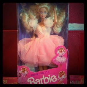 Home Pretty Barbie
